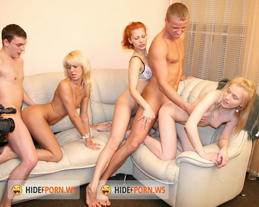 CollegeFuckParties.com - Alma, Daisy, Gia, Colette, Jewel - Wild College Sex Life After Exams Part 3 [HD 720p]