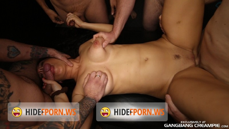 GangbangCreampie.com - Bill, Bruce, Cliff, eLmO, Esteban, Jax, Thomas - Gangbang Creampie Girl 6 [SD 540p]