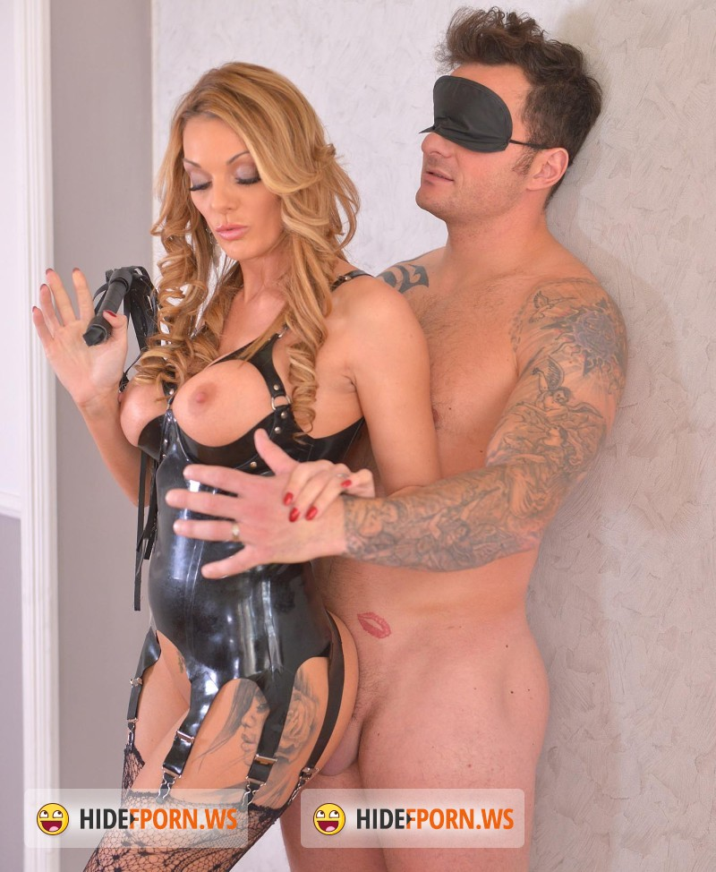 Stacey Saran - British Dominatrix Uses Stud For Pussy Pleasure Program [FullHD]