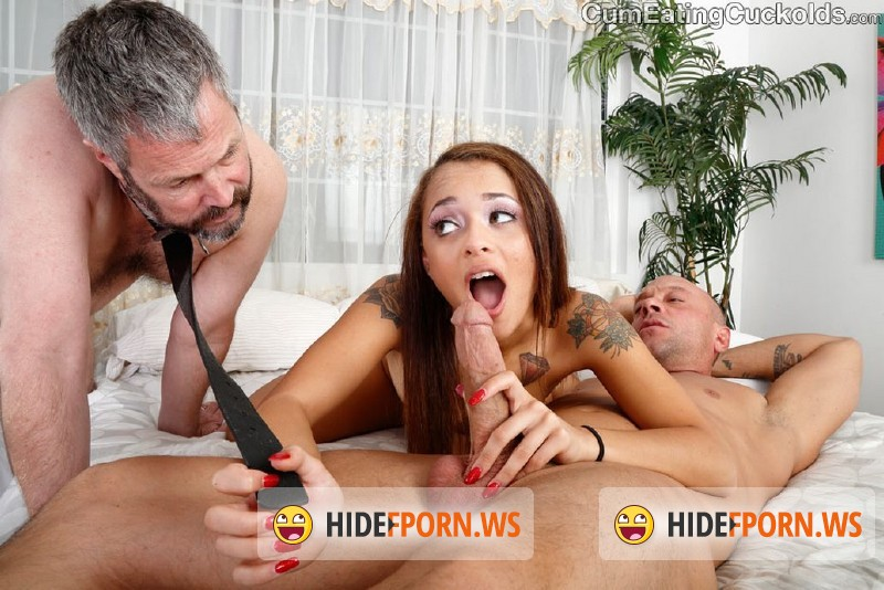 CumEatingCuckolds.com - Holly Hendrix - Surprise Its Your Boss [FullHD 1080p]