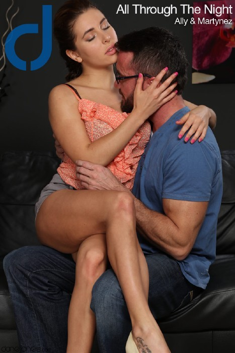Orgasms.xxx/DaneJones.com - Ally Breelsen - All Through The Night [FullHD]