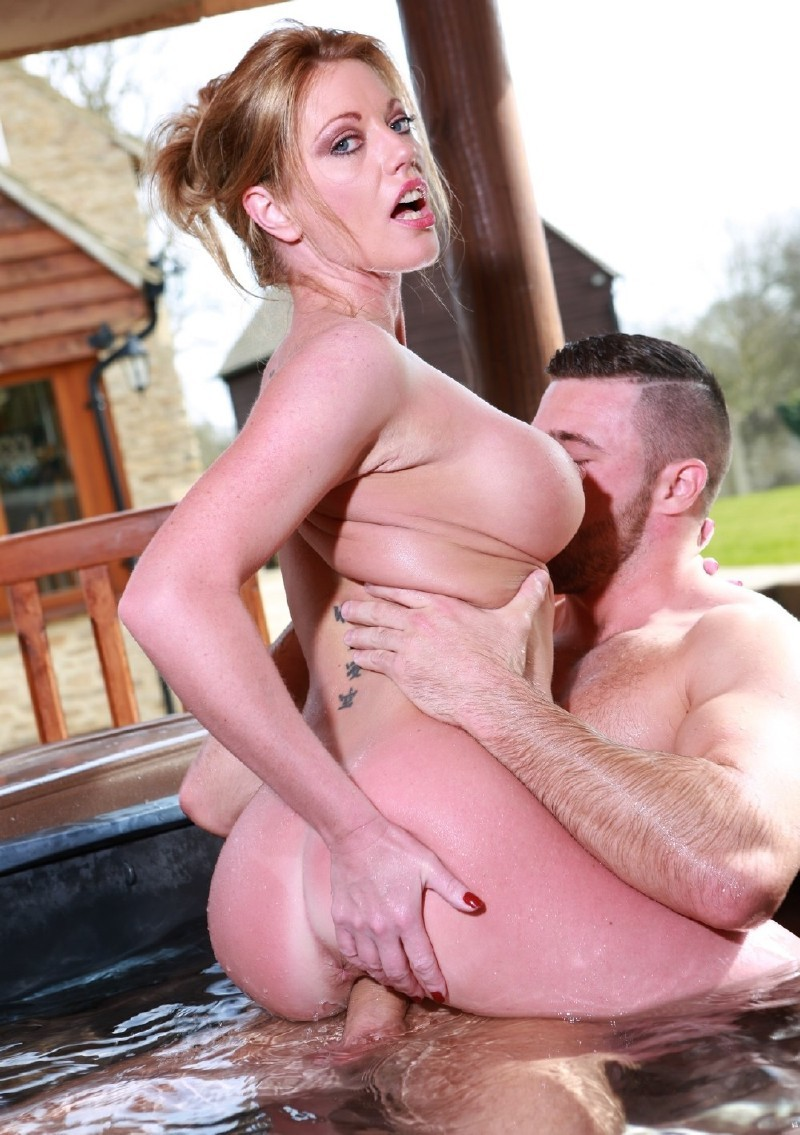 Blonde milf girlfriend confesses dirty secrets to boyfriend