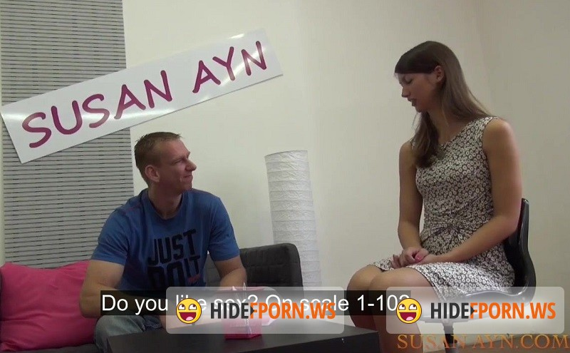 Susanayn.com - Susan Ayn - First-class fuck with a tall guy [HD 720p]