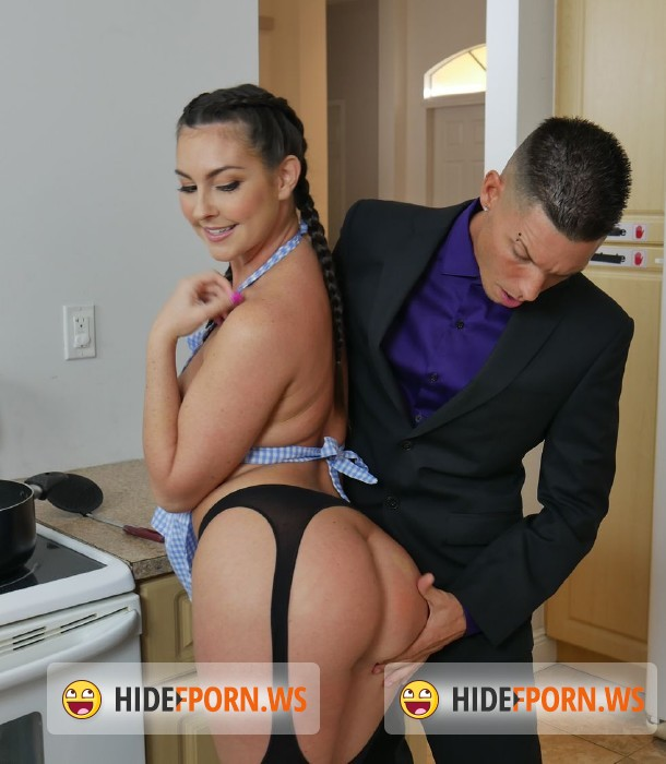 Brittany shae lets you fuck her ass again - 1 part 9