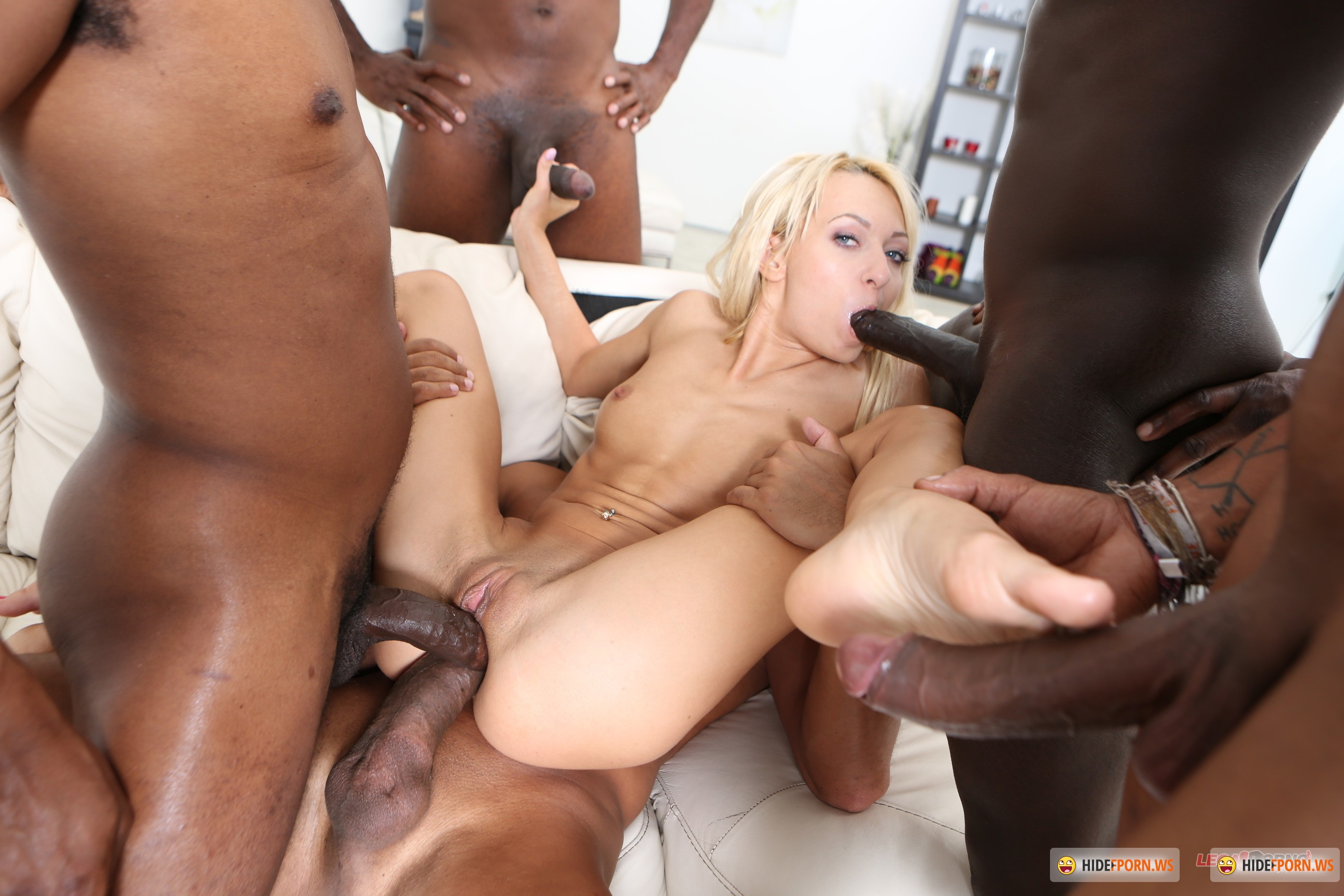 Bbc Gang Bang