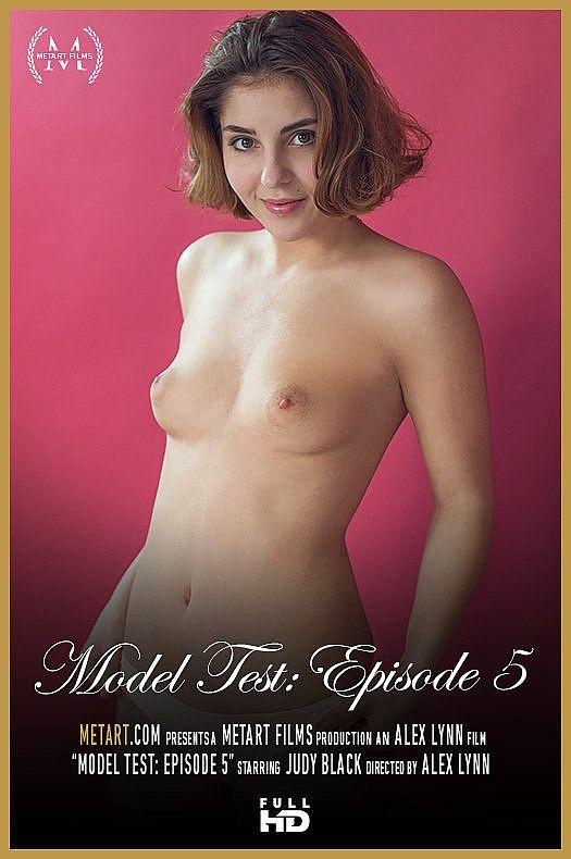 Met-Art.com - Judy Black - Model Test: Episode 5 [FullHD 1080p]