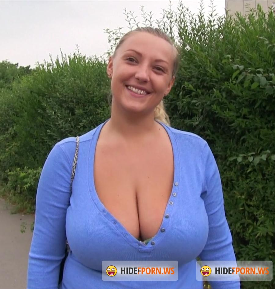 Public agent oversized boobs being fucked outside 3