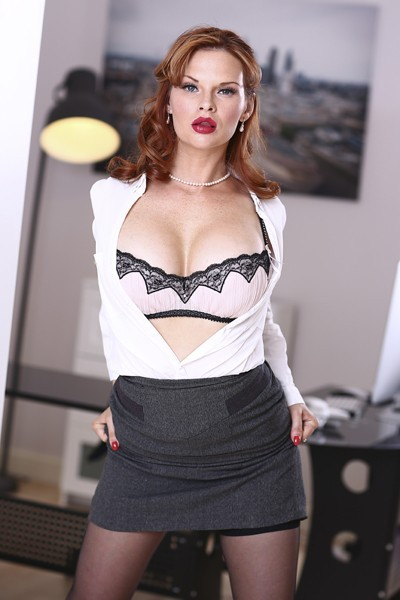 Drcel.com - Tarra White - Anal Fuck With Hot Secretary [FullHD 1080p]