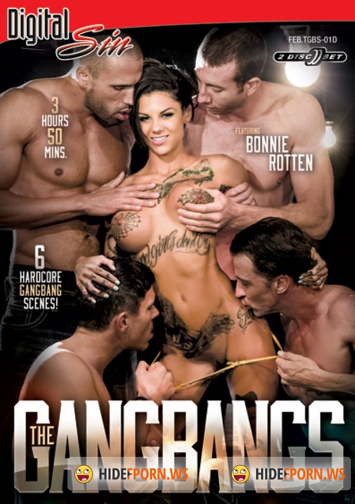 The Gangbangs [DVDRip]