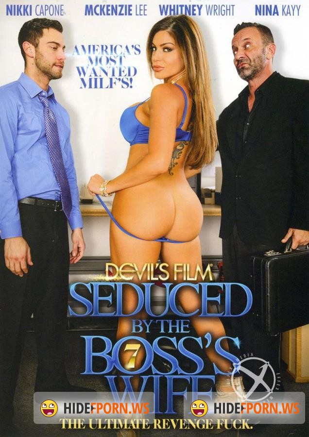 Seduced By The Bosss Wife 7 [2017/WEBRip/FullHD]