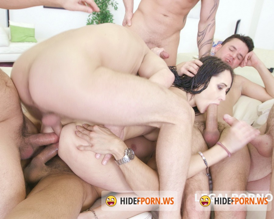 LegalPorno.com - Angie Moon - 7 On 1 Facialized Angie Moon GangBang With Anal/DAP/TAP/Ball Deep/Monster Prolapse/Farts. She Gets It Deep GIO297 [FullHD 1080p]