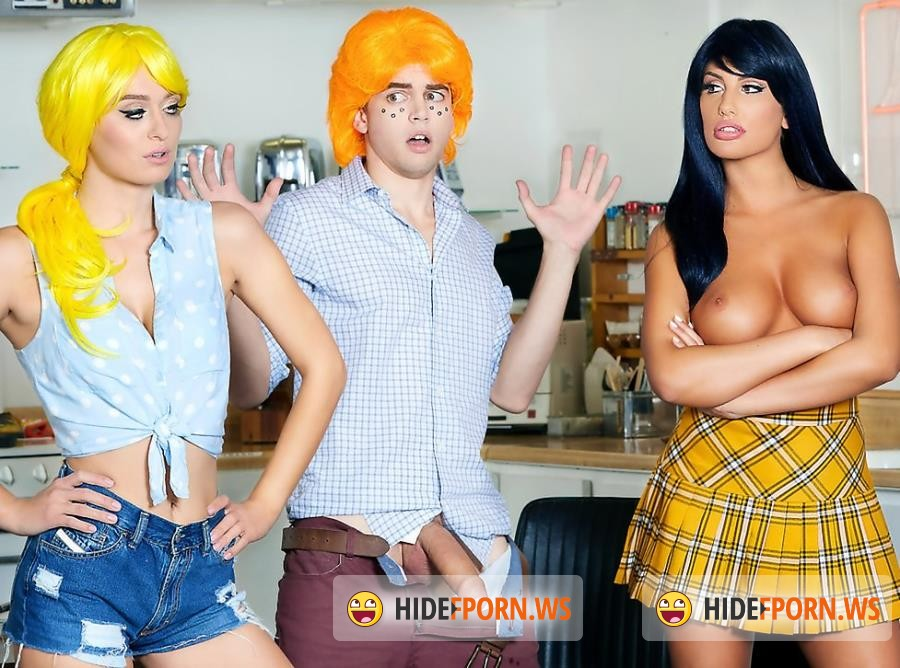 image Digitalplayground betty and veronica an archie comics xxx parody
