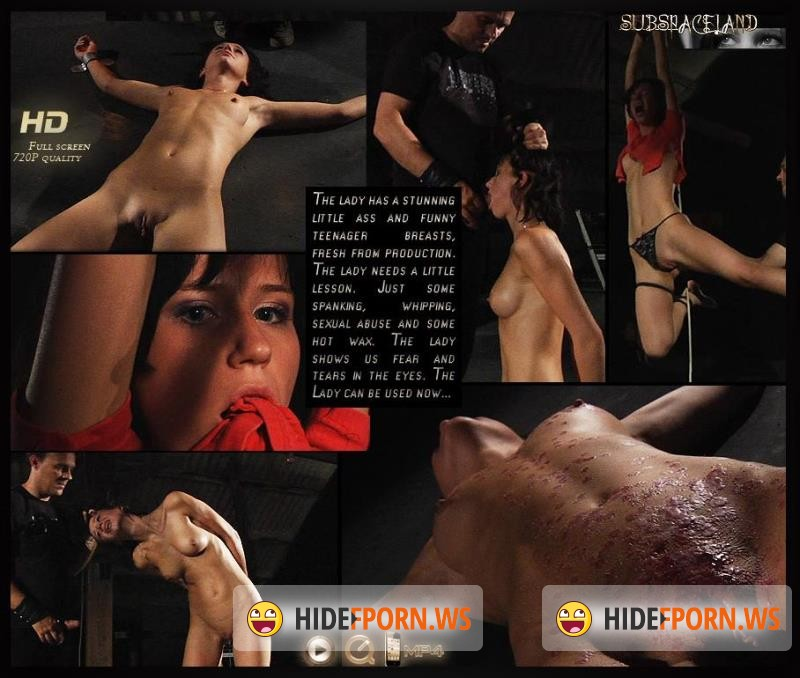 SubSpaceLand.com/ClassMedia.com - Deina - Pathetic Love [HD 720p]