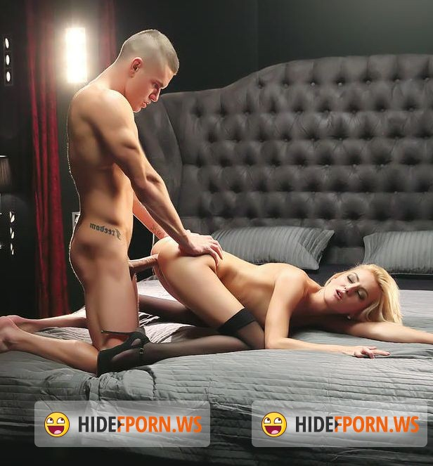 XChimera/PorndoePremium.com - Katy Rose - Sexy Czech blondie enjoys sensual fuck in the hotel while the maid watches [FullHD]