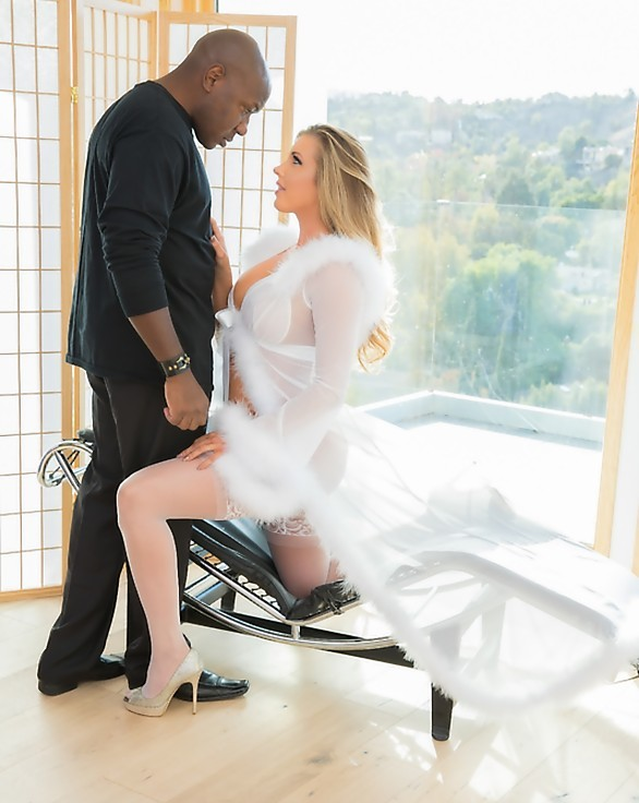 JulesJordan - Samantha Saint - Samantha Saint Is Ready For The Biggest Black Cock Of Her Life [SD]