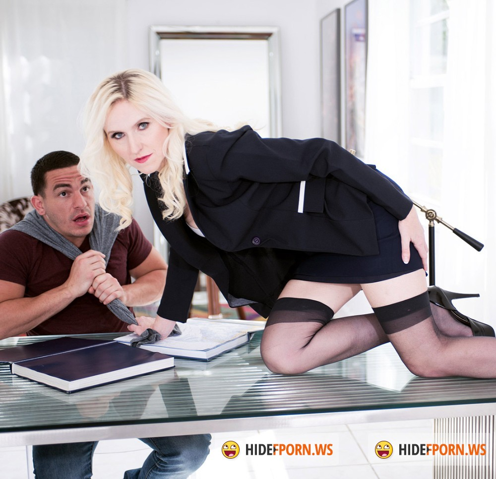 40SomethingMag/PornMegaLoad - Oksana Monet - Screw the Russian lesson. Fuck Oksana! [HD 720p]