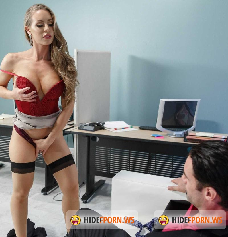 BigTitsAtWork.com/Brazzers.com - Nicole Aniston - Nicoles Work Is Never Done [FullHD 1080p]