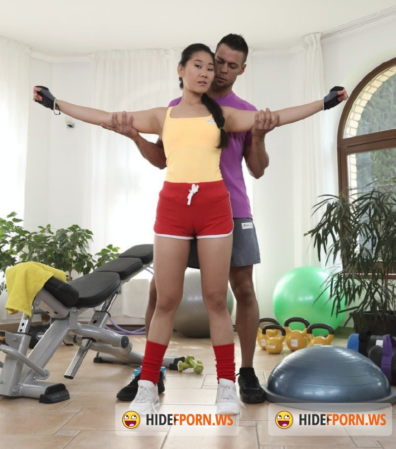 FitnessRooms.com - Katana - Hardcore sex workout for Asian babe [SD 480p]