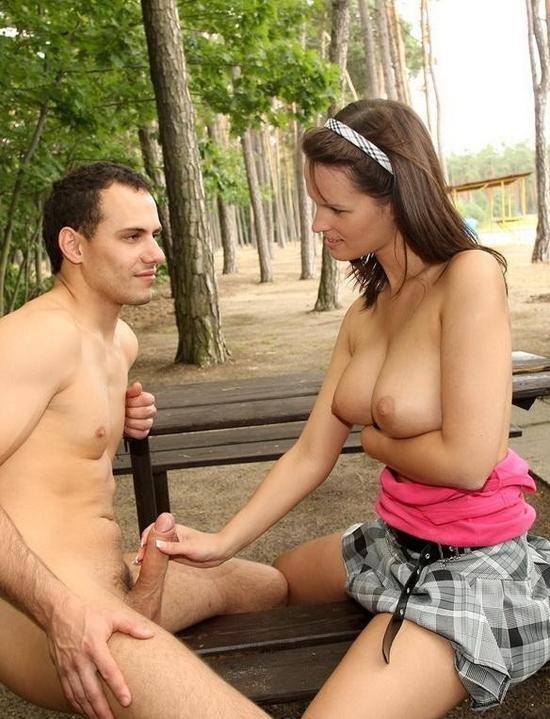 Девушки ходили предлагали секс парням