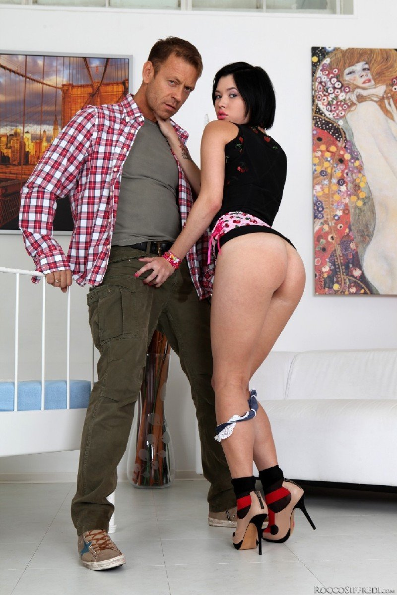 RoccoSiffredi.com - Inga - Roccos Young Anal Lovers, Scene 1 [SD 544p]