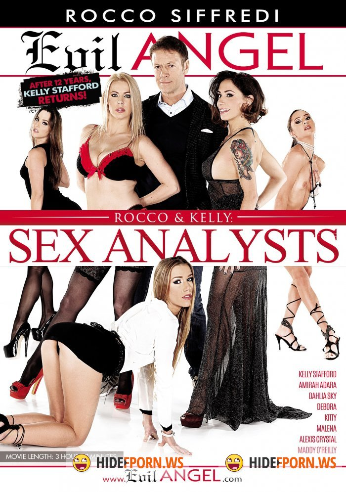 Rocco and Kelly Sex Analysts [DVDRip]