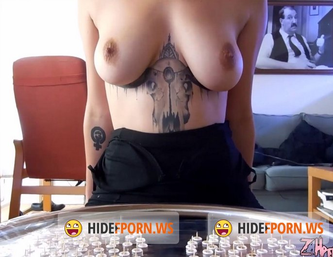 ZHPervyPixie.com - Pervy Pixie - Thumb Tacks And Shrink Wrap [FullHD 1080p]