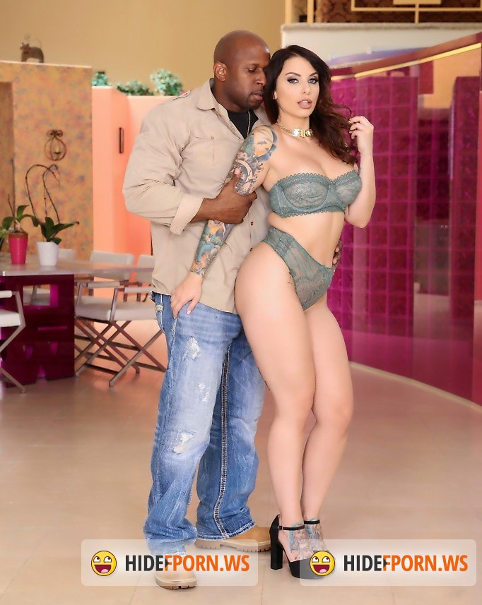 JulesJordan - Ivy LeBelle - Is Tempted By The Darkside. She Takes It In Her ASS! [FullHD]