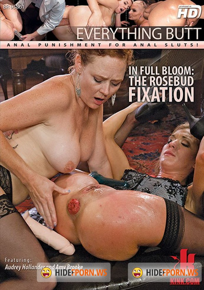 EverythingButt.com/Kink.com - Audrey Hollander and Amy Brooke - In full Bloom: The Rosebud Fixation [HD 720p]