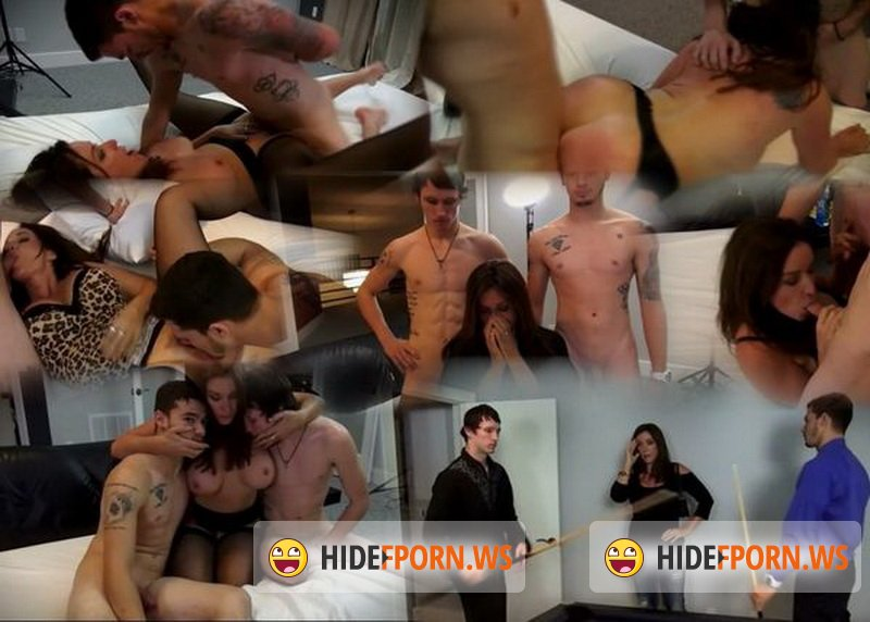 Clips4sale.com - Rachel Steele - Mother and Two Sons [SD 480p]
