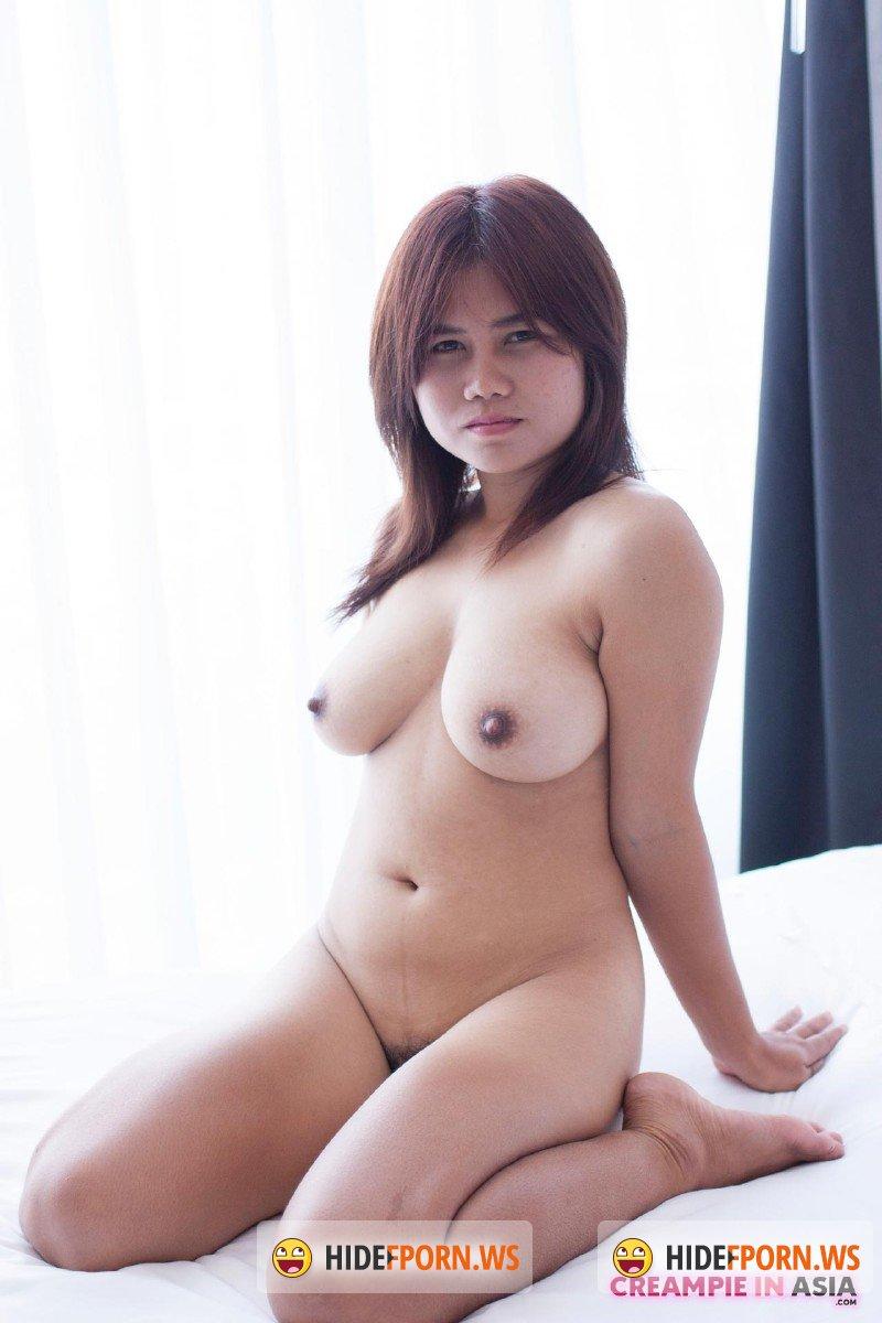 Asia creampie in Creampie In