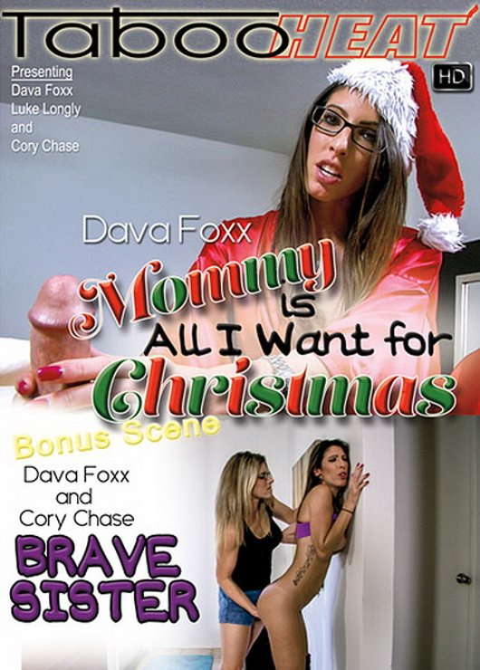 TabooHeat.com - Cory Chase, Dava Foxx, Luke Longley - Mommy Is All I Want For Christmas and Brave Sister [SD 480p]