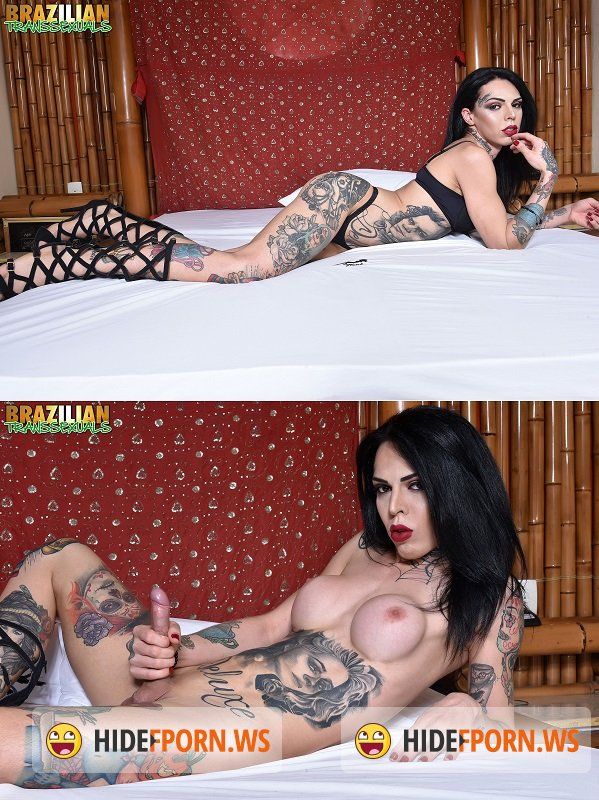 Brazilian-transsexuals.com - ]Gaby Ink - TS Gaby Ink [FullHD 1080p]