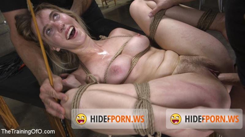 TheTrainingOfO.com - Tommy Pistol, Cadence Lux - Gorgeous Blonde Cadence Lux is a Good Whore [HD 720p]