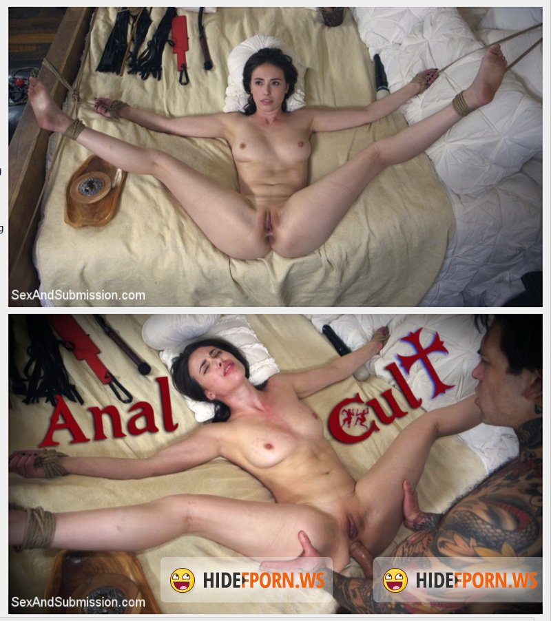 SexAndSubmission.com/Kink.com - Casey Calvert - Anal Cult [HD 720p]