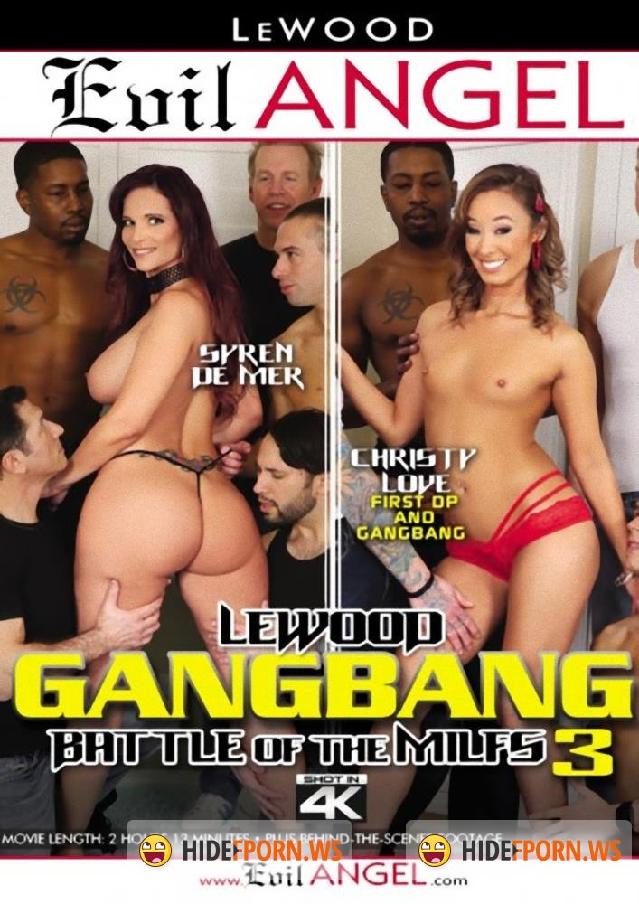 LeWood Gangbang: Battle Of The MILFs 3 [WEBRip/HD]