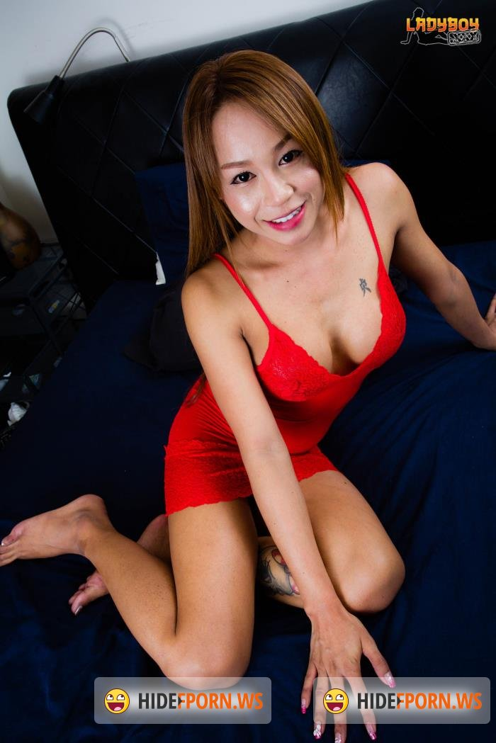 LadyBoy.xxx - Cake - Perfect In Red [HD 720p]