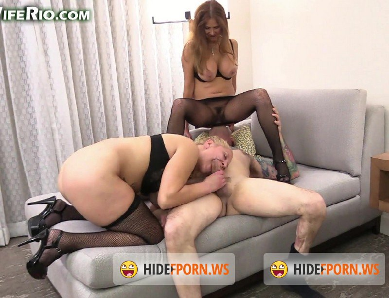 HotWifeRio.com - Rio Blaze - Like mother like daughter 21 [FullHD 1080p]