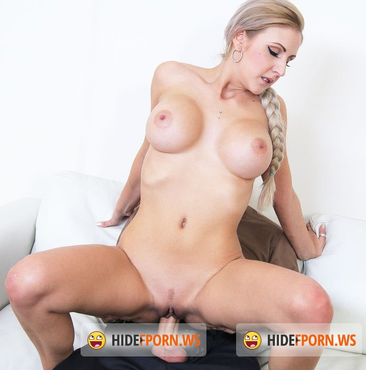 FakeAgent - Jessica Hunter - Perfect tits blonde gets creampied [FullHD 1080p]