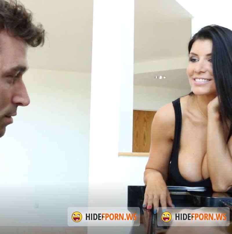 PinkoClub.com - James Deen, Romi Rain    - Bored slut housewife with big tits fucks a young dick [HD 720p]