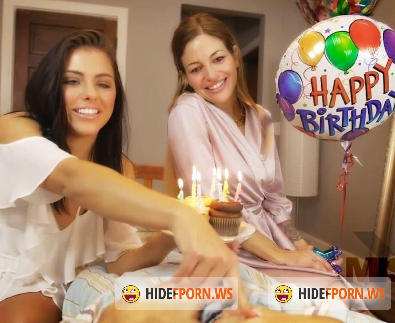 MissaX.com/Clips4Sale.com - Adriana Chechik, Kissa Sins - Happy Birthday to You II [HD 720p]