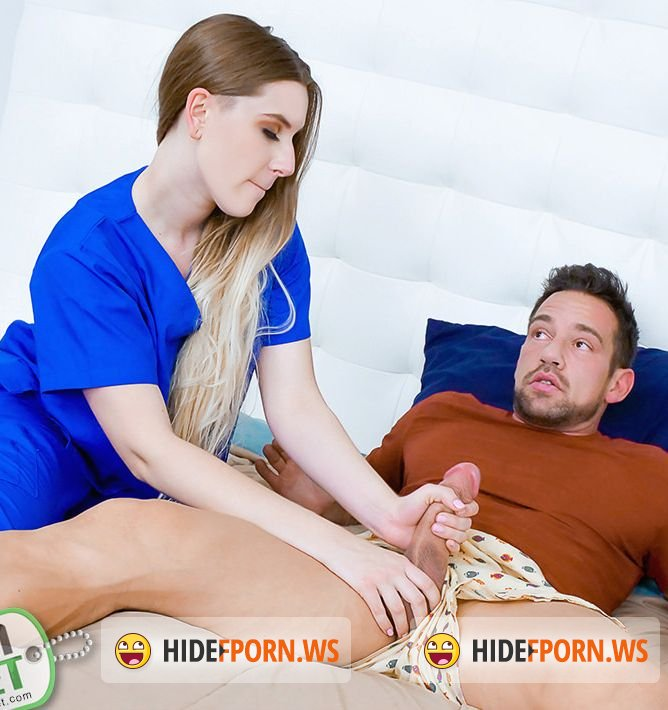 TeenPies.com/TeamSkeet.com - Niki Snow - Not Too Crippled For A Creampie [HD]