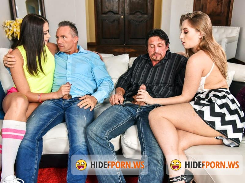 DaughterSwap.com - Avi Love And Harley Jade - The Sugar Daddy Dilemma [FullHD 1080p]