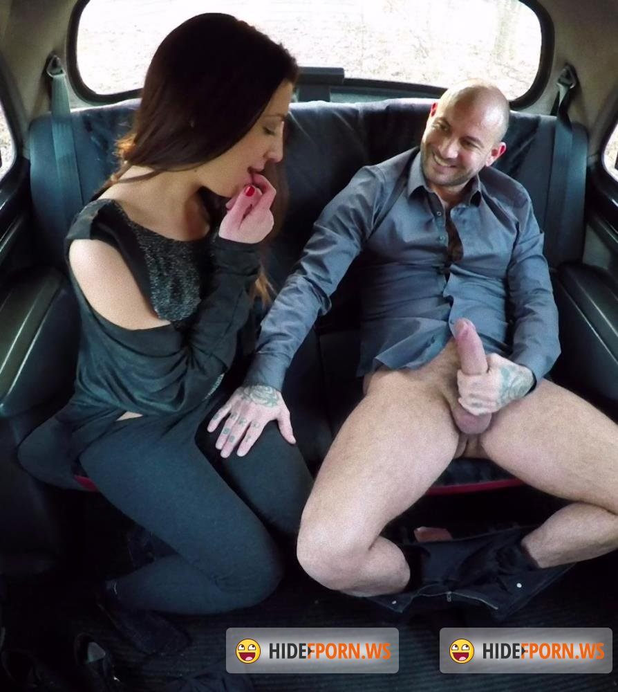 FemaleFakeTaxi/FakeHub - Therese Bizarre - Hot horny minx craves taxi cab sex [FullHD 1080p]