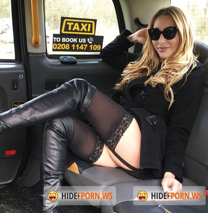 FakeTaxi - Valerie Fox - Butt plug and cock stretch babes arse [HD 720p]