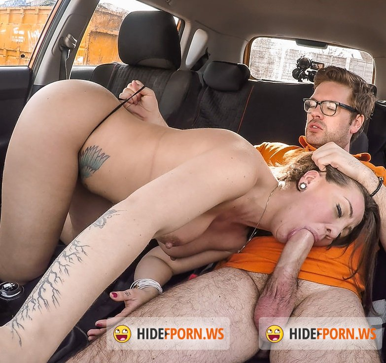FakeDrivingSchool - Betty Foxxx - Cute Spanish learner loves big cock [HD 720p]
