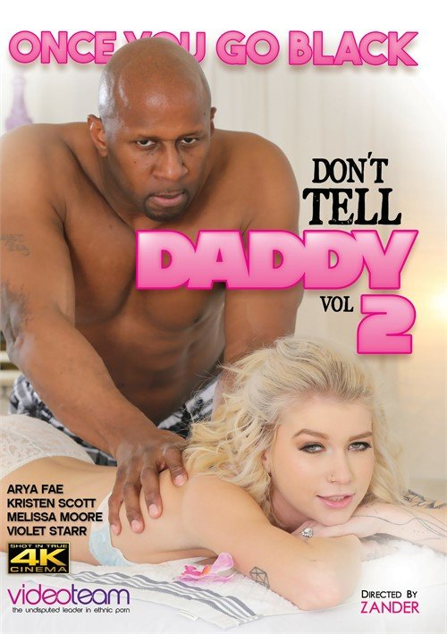 Once You Go Black: Dont Tell Daddy Vol. 2 (2018/WEBRip/FullHD)