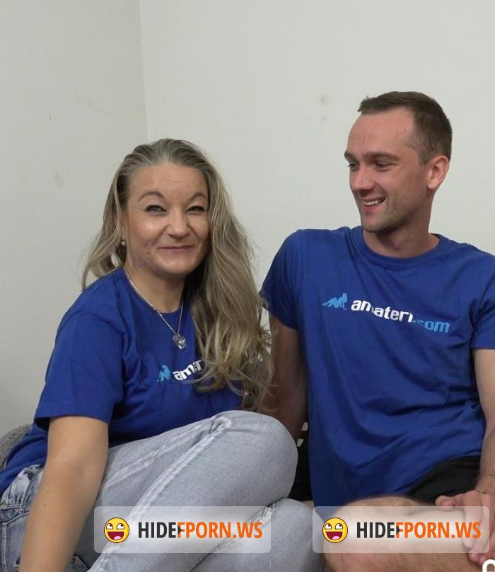 AmateriPremium.com - Valerie - Czech Amateurs Couple Eva And Karel [FullHD 1080p]