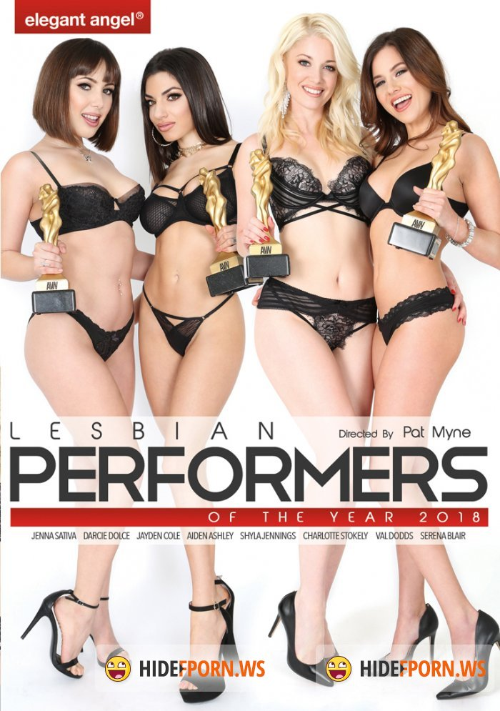 Lesbian Performers of The Year 2018 [DVDRip]