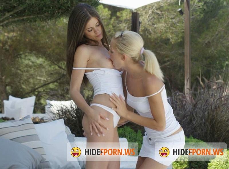 X-Art.com - Caprice, Sunshine - The Spanish Garden [FullHD 1080p]