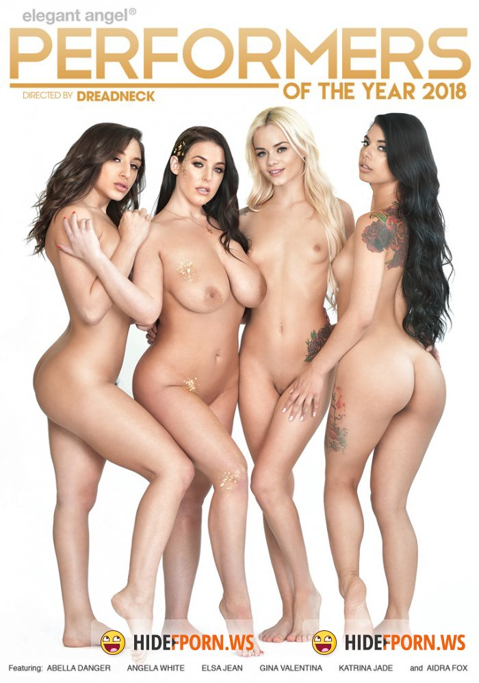 Elegant angel performers of the year 2013 on dvd